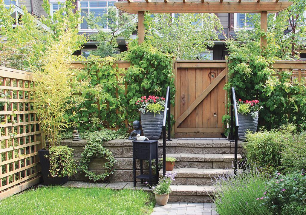 comment cr er de l intimit au jardin et sur la terrasse journal haut saint fran ois. Black Bedroom Furniture Sets. Home Design Ideas
