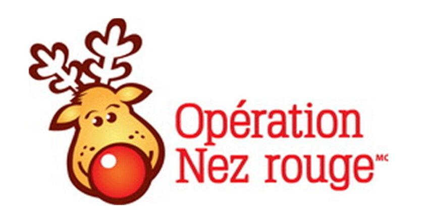 Opération Nez rouge HSF alcool