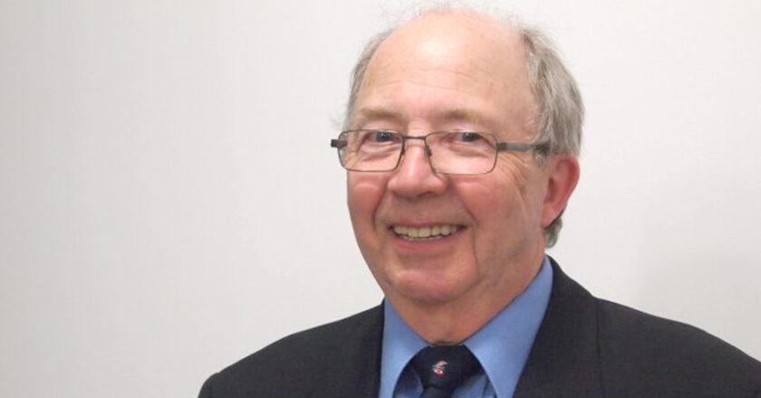 Kenneth Cameron, conseiller municipal de la municipalité de Chartierville