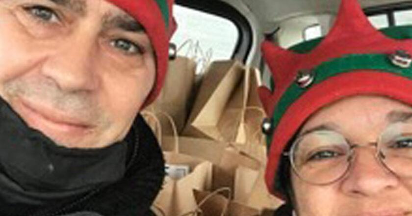 Patrick Laramée et Patricia Blais la Relève du HSF