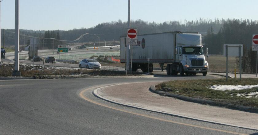 Prolongement de l'autoroute 410