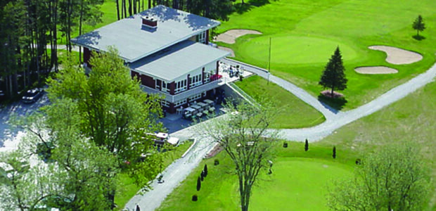Club de golf de East Angus