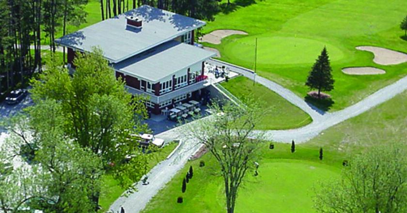 Club de golf de East Angus