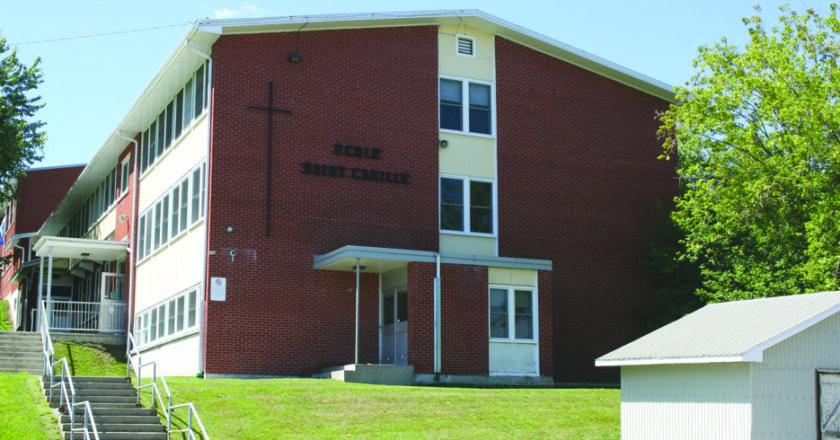 École primaire st-camille à Cookshire-Eaton