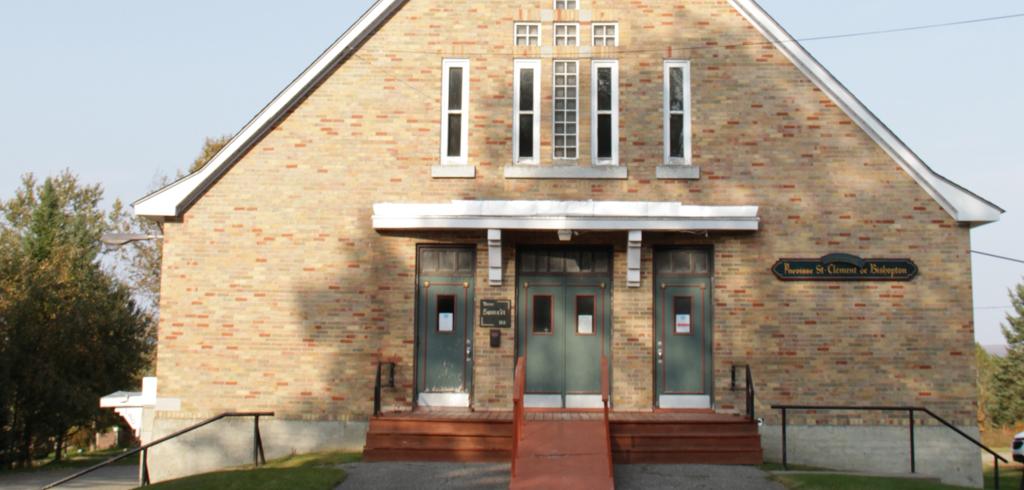 Église St-Clément de Bishopton, Dudswell