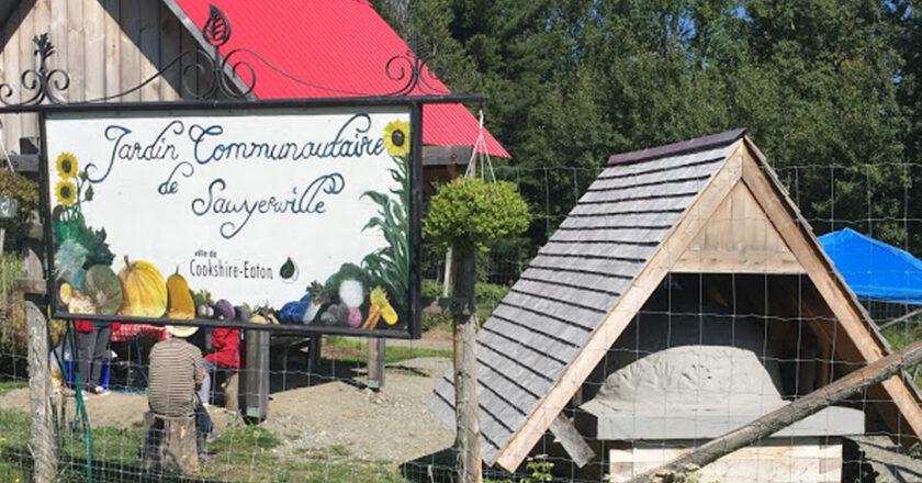 Jardin communautaire de Sawyerville