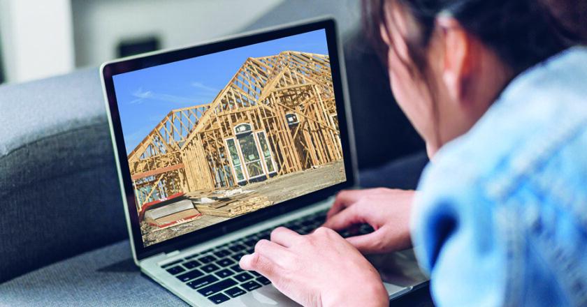 3 conseils pour faire construire sa maison à distance