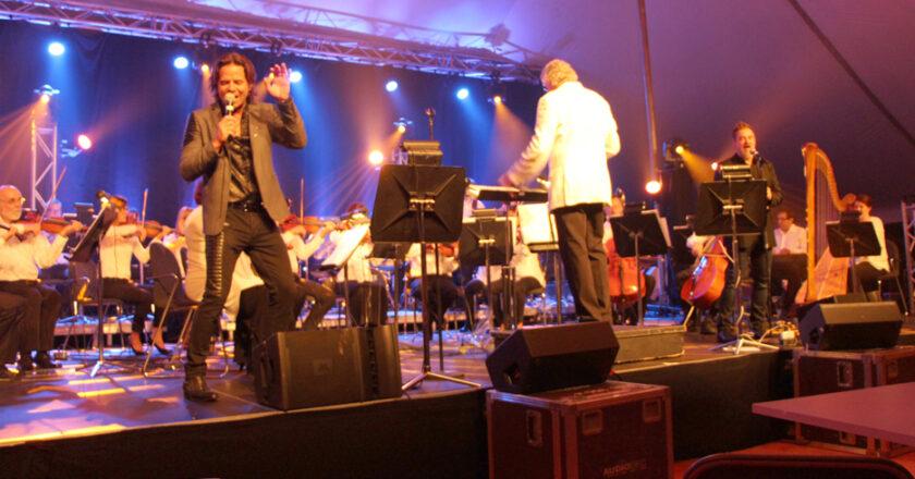 Édition du Festival Musique aux Sommets à Chartierville