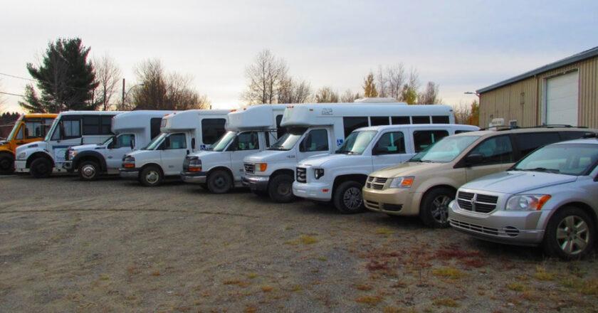 Transport collectif et adapté dans le HSF