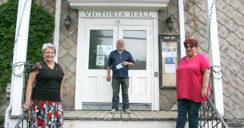 Victoria Hall, Cookshire-Eaton