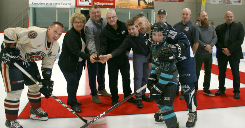 Hockey mineur East Angus