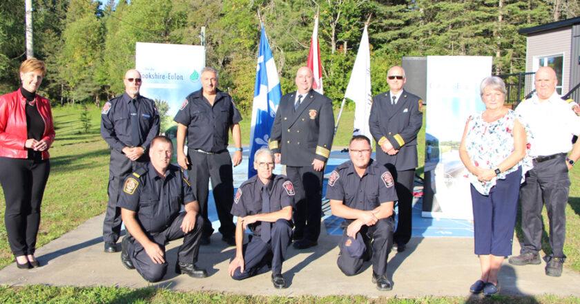 Pompiers de Cookshire-Eaton